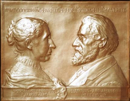 B.A.Faddegon en S.E.Laugeman
