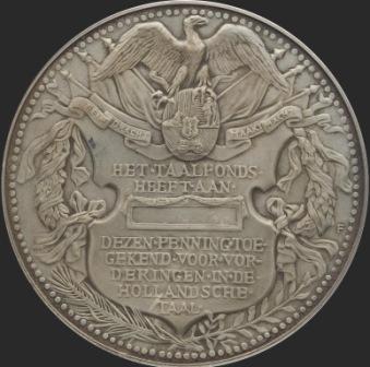 Taalfonds - zilver