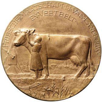 Landbouw - brons