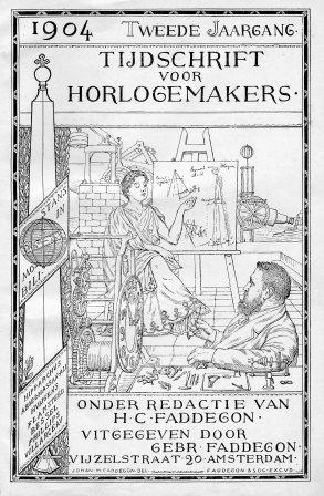Tijdschrift voor Horlogemakers 1904