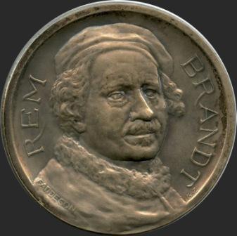 Rembrandt - zilver