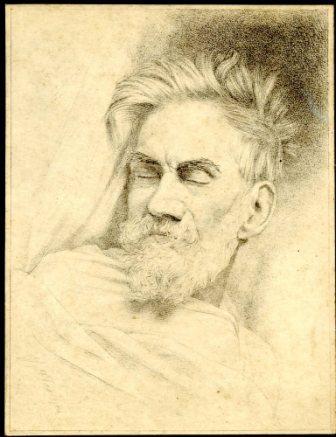 B.A.Faddegon op sterfbed